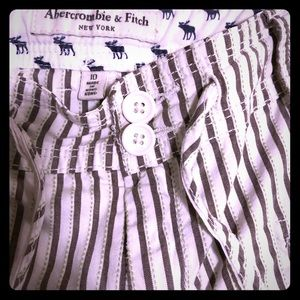 Walking shorts Abercrombie and Fitch